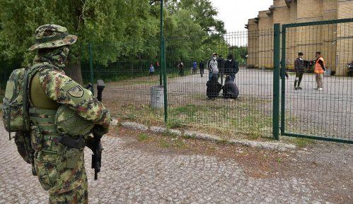 Da li žilet žica postaje politika Srbije? 1