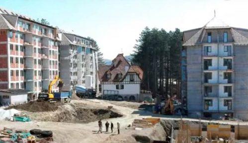 Zavod za zaštitu spomenika ne može da spreči gradnju oko Titove vile na Zlatiboru 1
