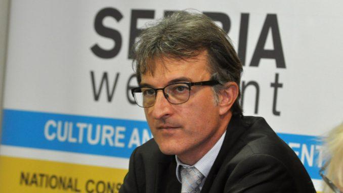 Slobodan Cvejić: Ljudi radije igraju političke igre, nego što štite osnovne principe 1