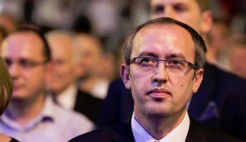 Hoti preuzeo dužnost premijera Kosova 2