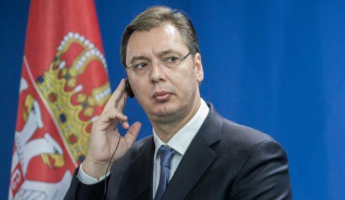 Vučič: Vladu neće sastavljati strane ambasade i tajkuni, biće novi ljudi u njoj 13