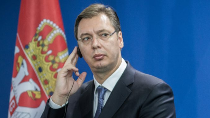 Hoti i Vučić u nedelju u Briselu za nastavak dijaloga pod okriljem EU 3