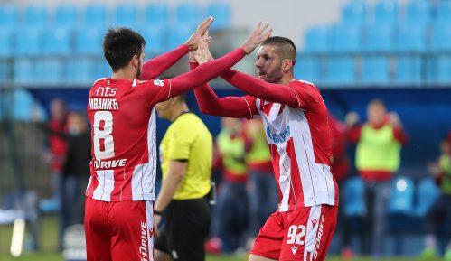 Crvena zvezda osvojila titulu šampiona Srbije 1