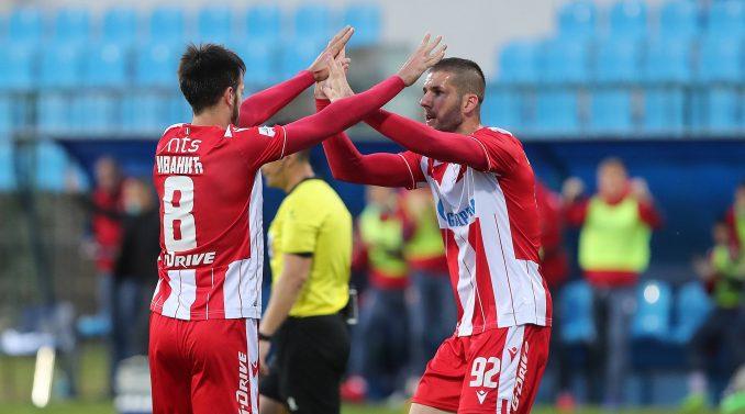 Fudbaleri Zvezde pobedili Napredak u Kruševcu 4