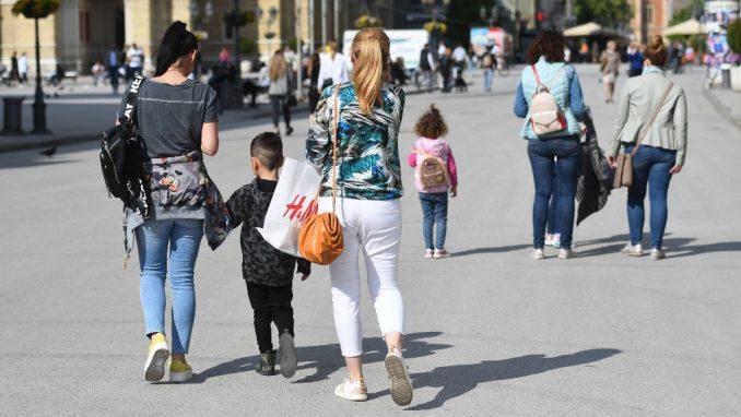 Pojedini privatni vrtići traže da svi roditelji plate maj 1