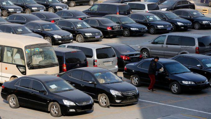 Prodaja polovnih automobila gotovo stala 3