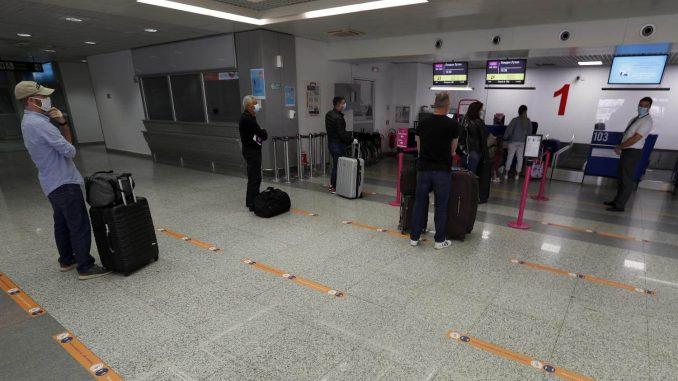 Da li će država Vansiju plaćati penale zbog zatvorenog aerodroma? 1