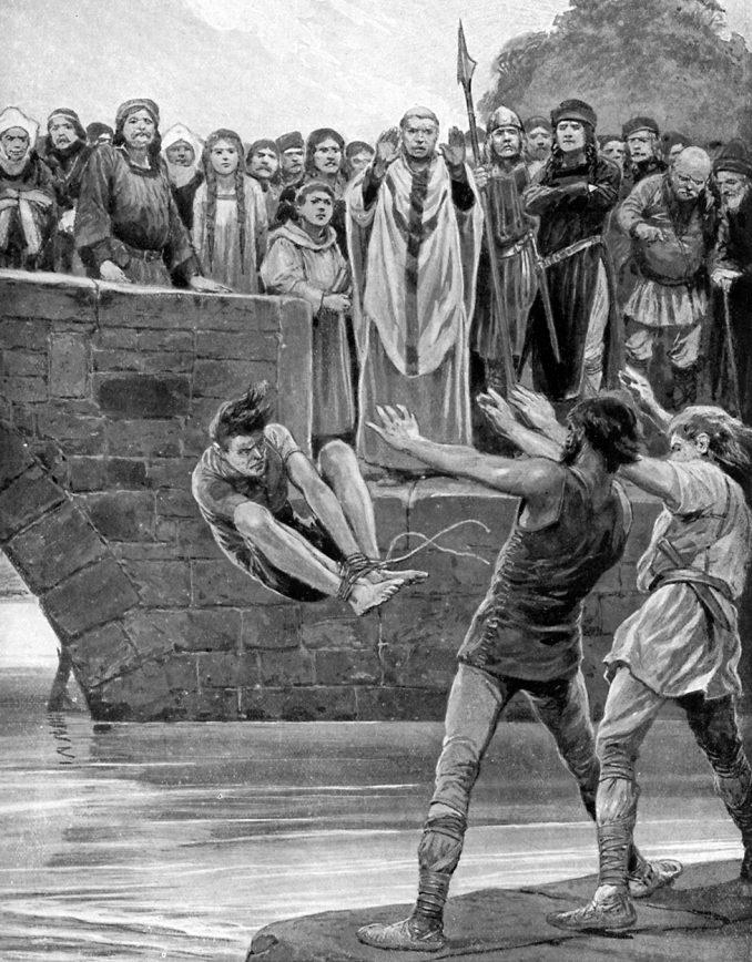 Suđenje mučenjem: kada su voda i vatra određivale krivicu 3