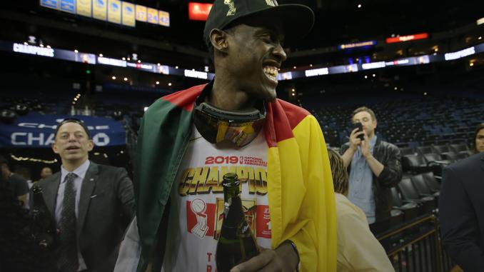 Košarka i Paskal Sijakam: Zvezda Toronto Reptorsa i neobični put od Kameruna do NBA šampiona 4