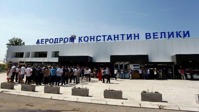 Ovogodišnji broj putnika na niškom aerodromu bezmalo prepolovljen 3