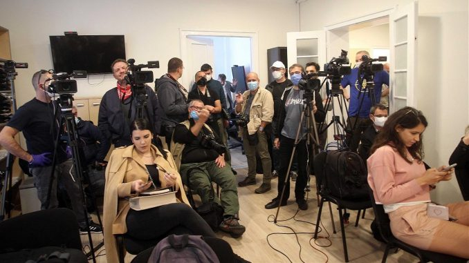 Stamenković (RJT): U januaru formirano 12 predmeta o krivičnim delima na štetu novinara 4