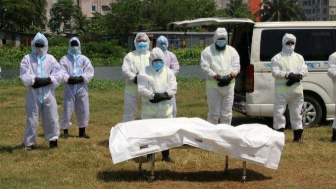 Korona virus: Možete li da se zarazite od preminule osobe 4