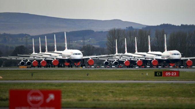 Korona virus: Kada će avioni ponovo početi da lete 2