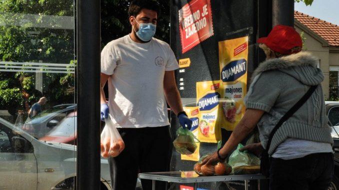 Korona virus, siromaštvo i solidarnost: Hrana za ugrožene tokom epidemije u Srbiji 4