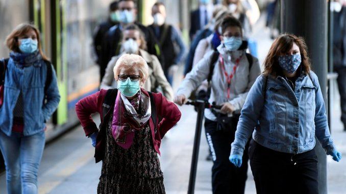 """Korona virus: Još četiri smrtna slučaja u Srbiji, naučnici u Nemačkoj strahuju da je zaraženih """"do deset puta više"""" od zvaničnog 5"""