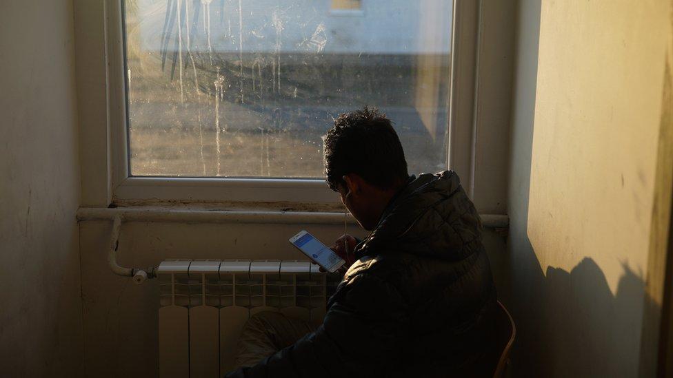 migrant centar za azil Krnjača