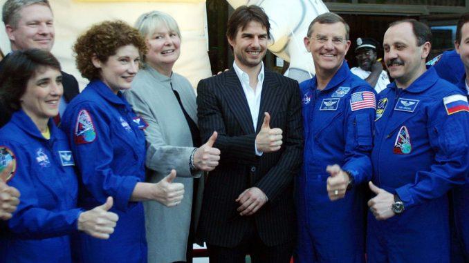 Tom Kruz i NASA: Snimanje u svemiru i drugi kaskaderski podvizi 4