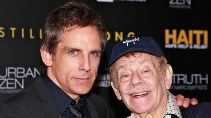 Džeri Stiler: Zvezda serije Sajnfeld i otac glumca Bena preminuo u 92. godini 2