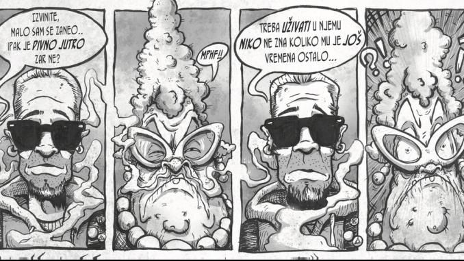 Strip sa margine: Prostor za mlade autore iz bivše Jugoslavije 3