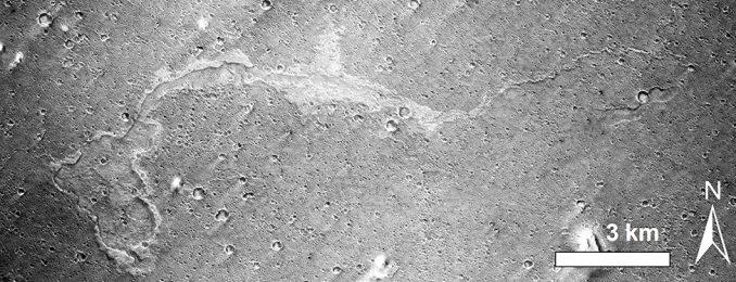 Svemir, istraživanja i Mars: Blato na Crvenoj planeti liči na proključalu pastu za zube 3