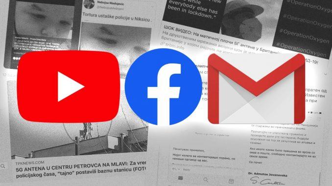 Korona virus, 5G, protesti: Nedeljni pregled dezinformacija, manipulacija činjenicama i lažnih vesti u Srbiji, regionu i svetu 3