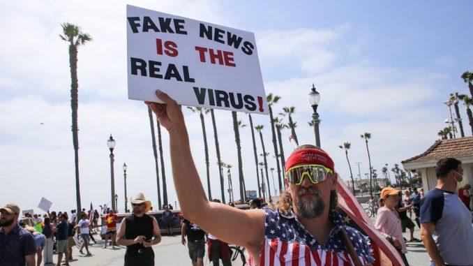 Korona virus: Cena koju su ljudi platili zbog dezinformacija o virusu 3