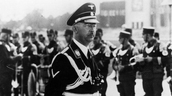 Drugi svetski rat i Hajnrih Himler: Kako je falsifikovani pečat doveo do hapšenja nacističkog zločinca 3
