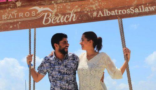 Korona virus na Maldivima: Par zatočen na beskrajnom medenom mesecu 12