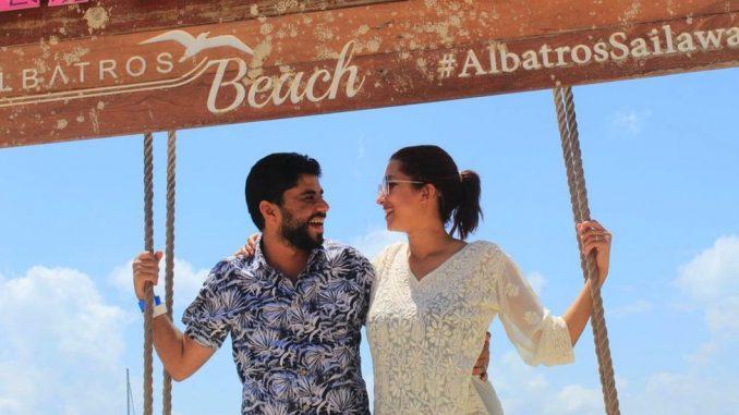 Korona virus na Maldivima: Par zatočen na beskrajnom medenom mesecu 3