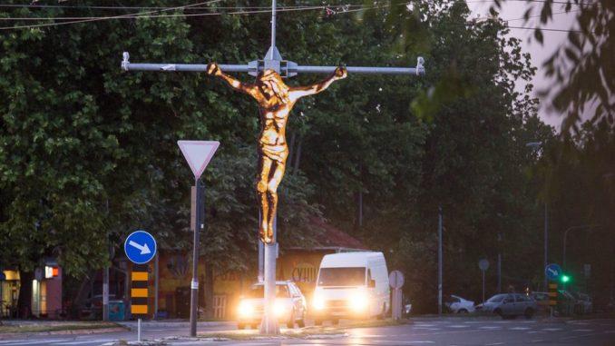 Video nadzor u Beogradu: Zašto vas je razapeti Hrist posmatrao dok vozite beogradskim ulicama 4