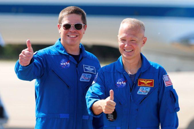 Nasa i Spejs Iks: Ko su astronauti koji lete u svemir 4