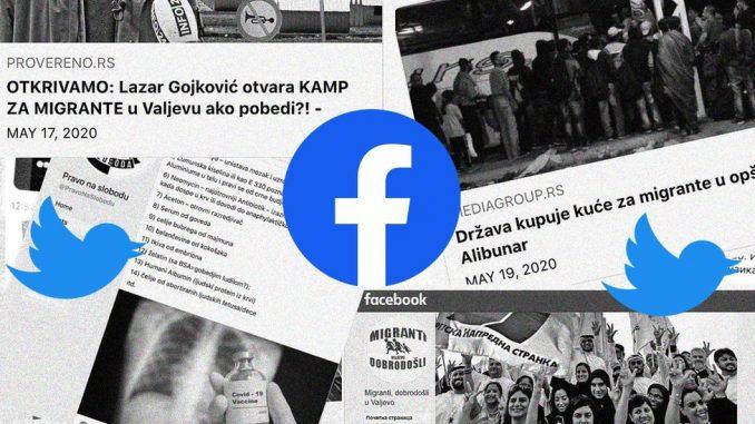 Migranti, izbori, vakcine, korona virus: Nedeljni pregled dezinformacija, manipulacija činjenicama i lažnih vesti u Srbiji i regionu 3