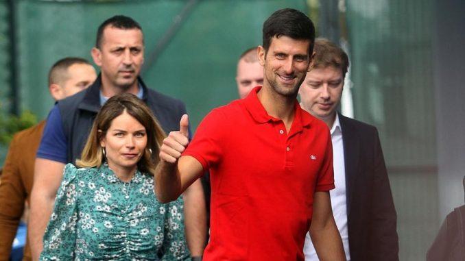 Novak Đoković i Adria Tour: Vrhunski tenis na Balkanu u doba pandemije 4
