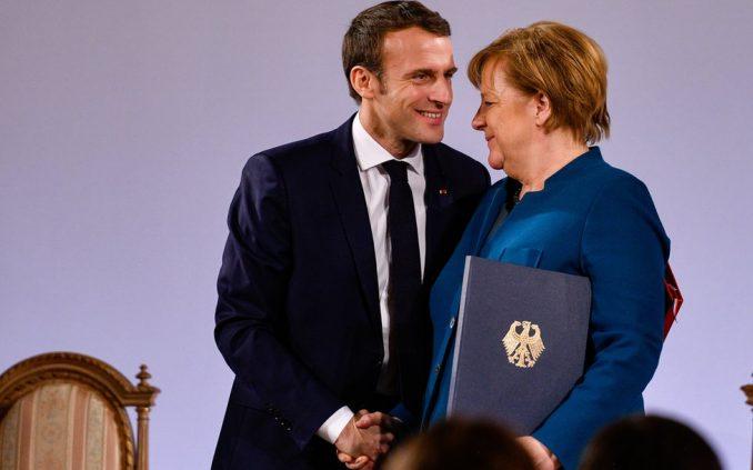 Korona virus: Zašto će Merkel možda pomoći finansiranje plana za oporavak Evrope 2