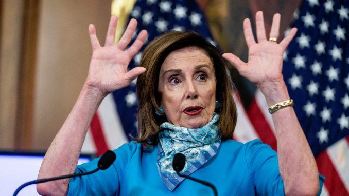 Teoretski, Pelosi može biti predsednica 1