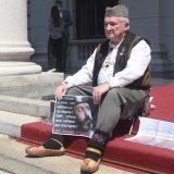 Ševarlić: Nisam se pokajao zbog svog protesta pred Skupštinom Srbije, ali je obesmišljen 4