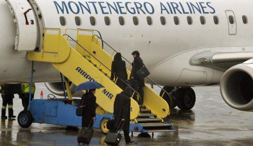 Politika prizemljila i Montenegro erlajns i Er Srbiju 11