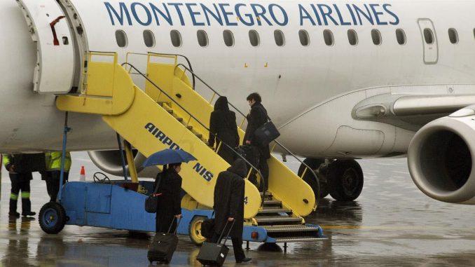 Maksimović: SMATSA potražuje od crnogorskog avioprevoznika Montenegro erlajnsa oko 6,5 miliona evra 5