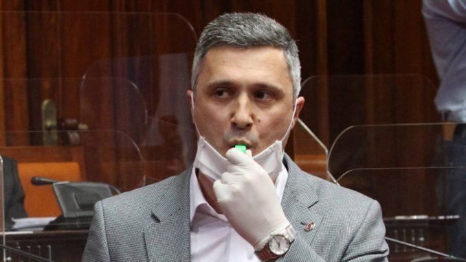 Obradović traži ostavke čelnih ljudi MUP-a, optužuje ih da ne postupaju po službenoj dužnosti 1