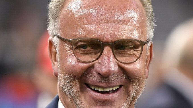 Karl-Hajnc Rumenige: Fudbalski filozof 2