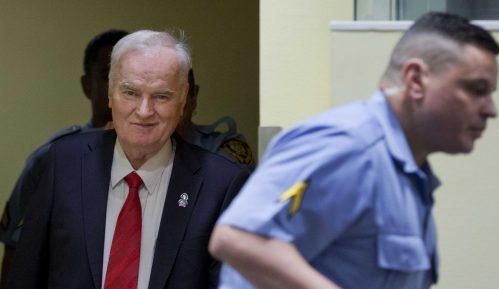 Danas se održava statusna konferencija u postupku protiv Ratka Mladića 1