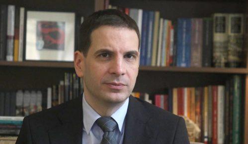 Blic: Miloš Jovanović kandidat za predsednika Srbije 1