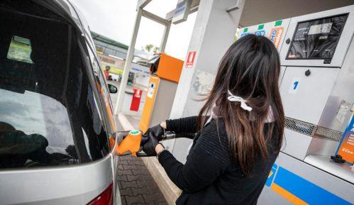 Vanredno stanje prepolovilo potrošnju goriva 8