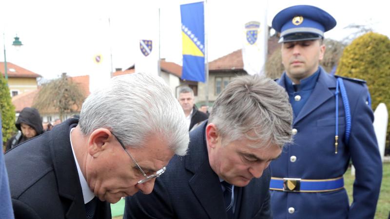 Dažerović i Komšić: Usvajanje Rezolucije o genocidu u Srebrenici u Skupštini CG civilizacijski čin 1