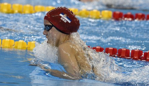 Anja Crevar: Iz dečijeg bazena u finale OI 11