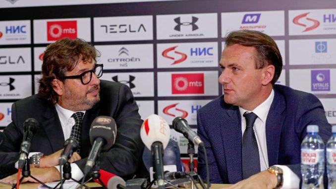 Dva moguća puta Partizana do Evrolige 1