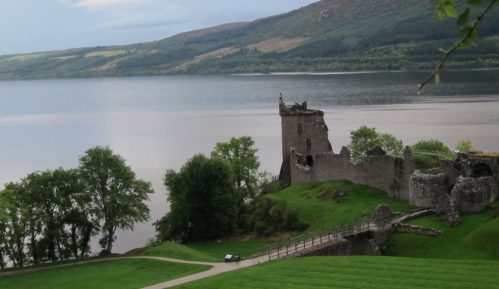 Škotska:Nesi i čarobni bregovi 1