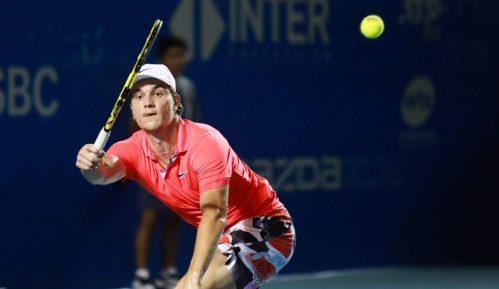 Miomir Kecmanović učestvuje na prvom profi teniskom mini-turniru 15