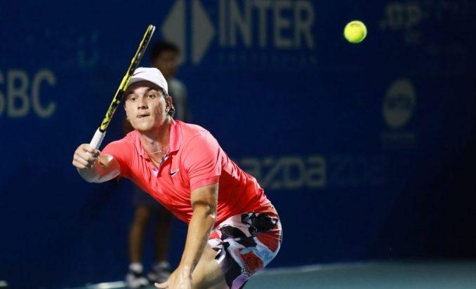 Miomir Kecmanović učestvuje na prvom profi teniskom mini-turniru 1