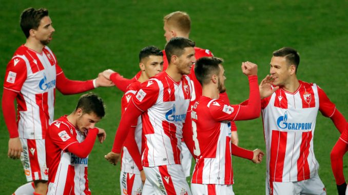 FK Crvena zvezda: Stanje je bezbedno, dođite na stadion 1